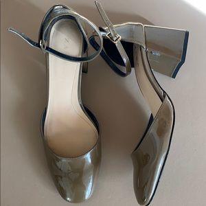 Zara Patent Mary Jane Heels